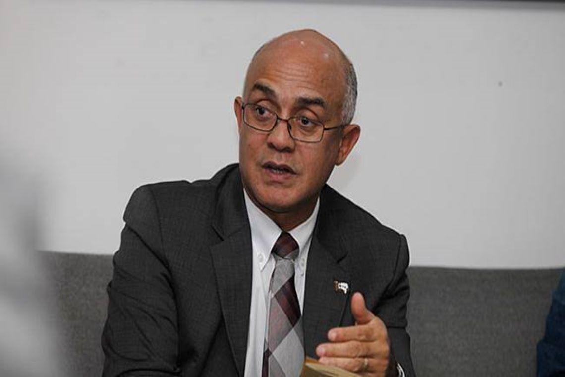 Capa de artigo: Conselheiro Corregedor Inaldo da Paixão Santos Araújo