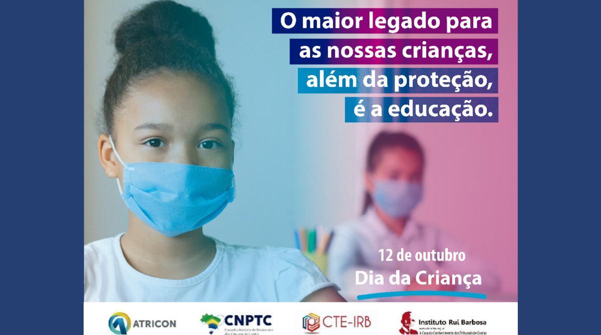 Capa de notícia: Dia das Crianças