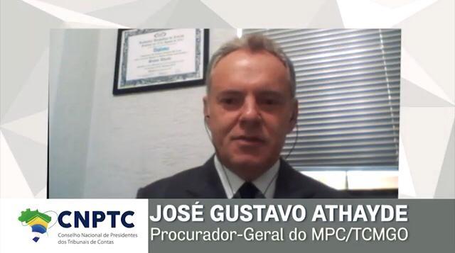 Capa de notícia: Programa CNPTC news