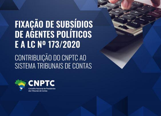 Capa de notícia: Cartilha de subsídios