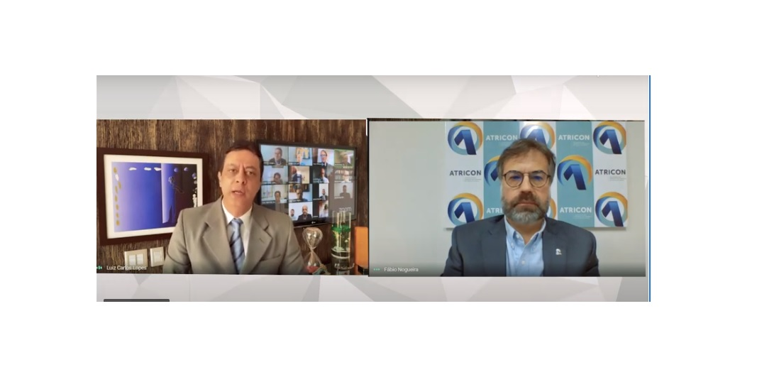 Capa de notícia: Entrevista presidente da ATRICON